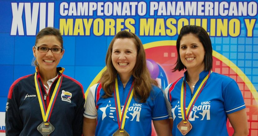 USA's Missy Parkin wins Women's Singles at 2016 PABCON Championships