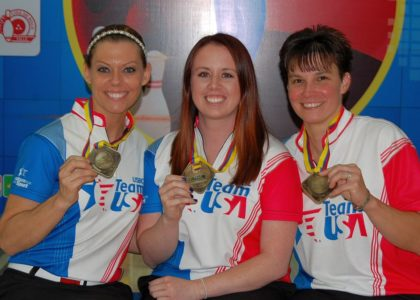 Changes lead to trios gold and bronze medals for Team USA