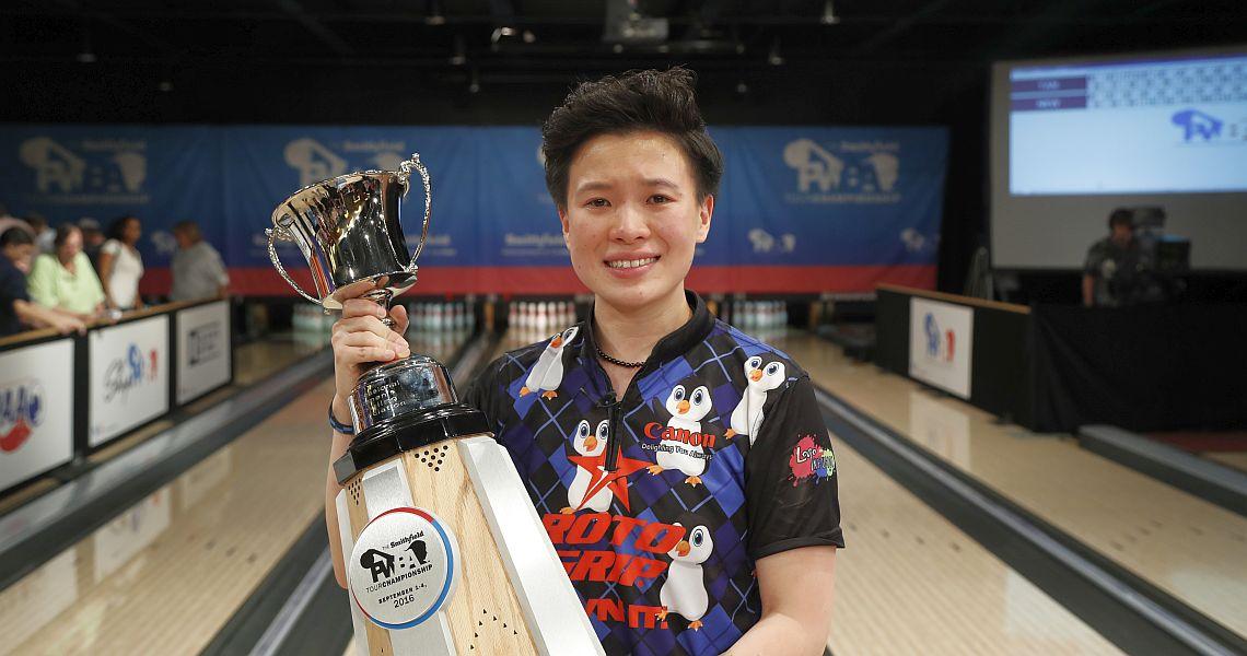 Singapore's New Hui Fen wins 2016 Smithfield PWBA Tour Championship