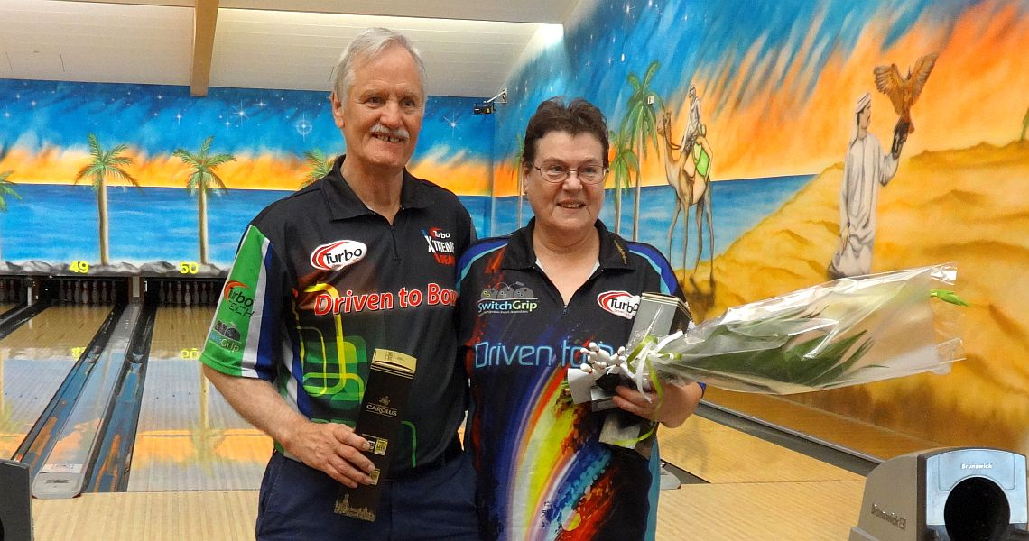 Ron Oldfield, Marianne Pelz win ISBT Masters Final for 2015 season