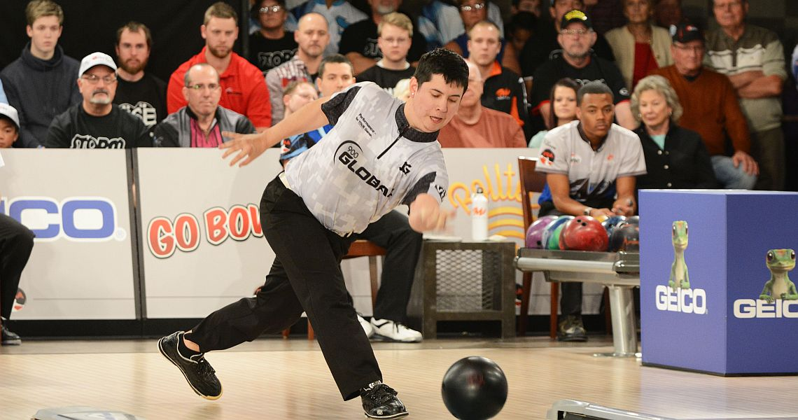 Jakob Butturff leads PBA Las Vegas Open field into match play
