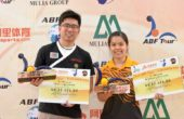 Remy Ong, Esther Cheah conclude 2016 ABF Tour with victory in Indonesia