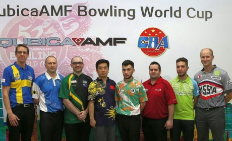 It's down to eight men at Shanghai World Cup