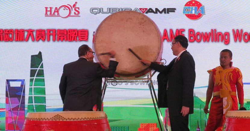 52nd QubicaAMF Bowling World Cup officially declared open