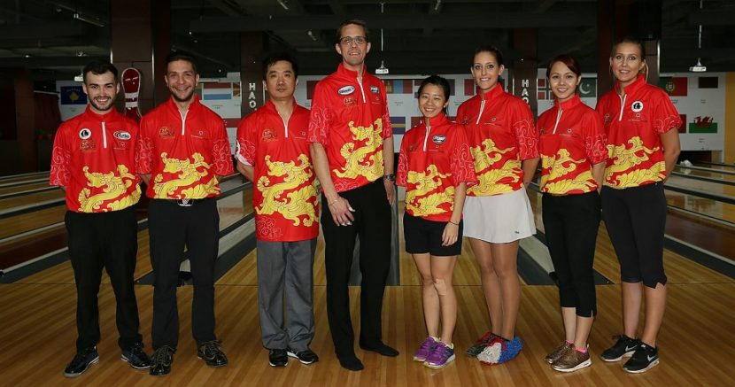 Bernice Lim, Martin Larsen earn No. 1 seed for World Cup finals