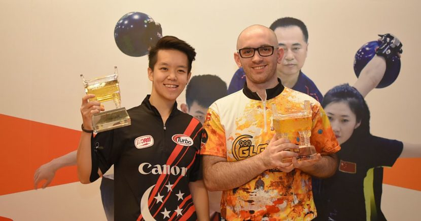 Sam Cooley, Shayna Ng win China Open from top seed
