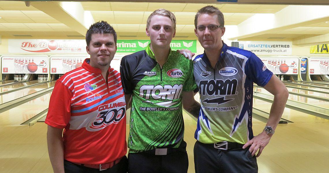 Jesper Svensson shoots 300, 1506 in Round 2 of Vienna Open