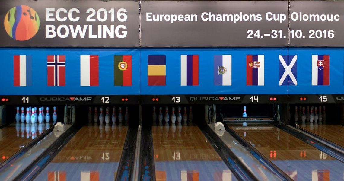 39th European Champions Cup kicks off today in Olomouc, Czech Republic