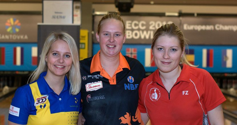 Maria Bulanova retains 35-pin lead after women's Round 1 at ECC