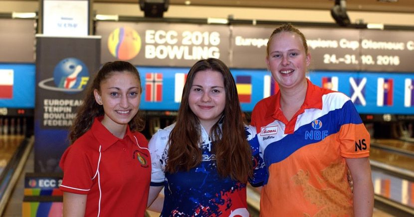 Maria Bulanova leads top 16 women into Round 1 at European Champions Cup