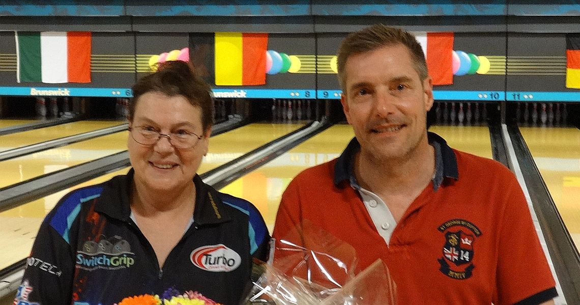 Marianne Pelz, Steven Jeeves claim victory in French Senior Open