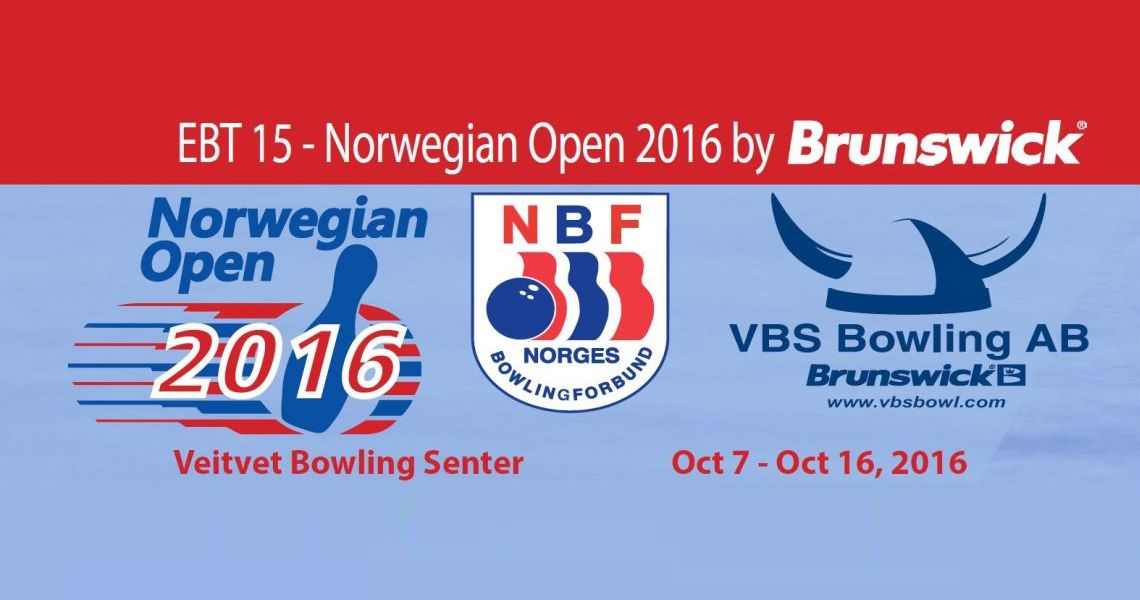 Øyvind Harang takes early lead in Norwegian Open 2016 by Brunswick