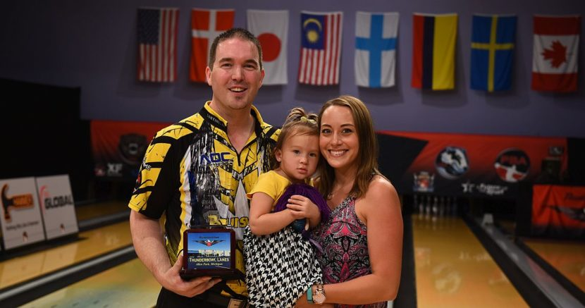 Sean Rash wins PBA Badger Open for milestone 10th career title