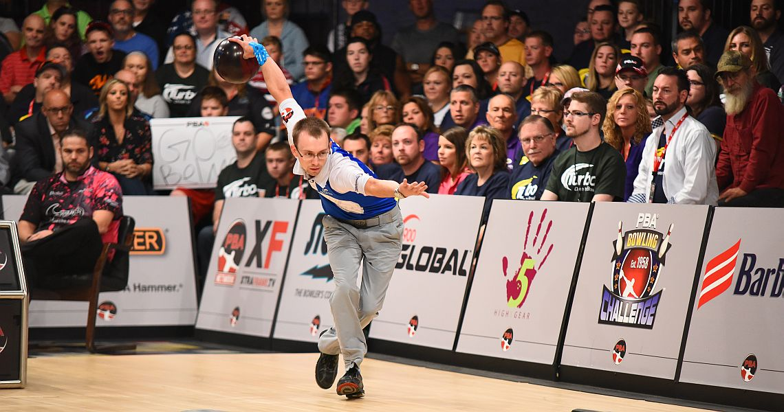 "Sports Book lists Tackett at ""even money"" to win PBA World Championship"