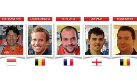 Team rosters announced for 7th QubicaAMF BPC Tour