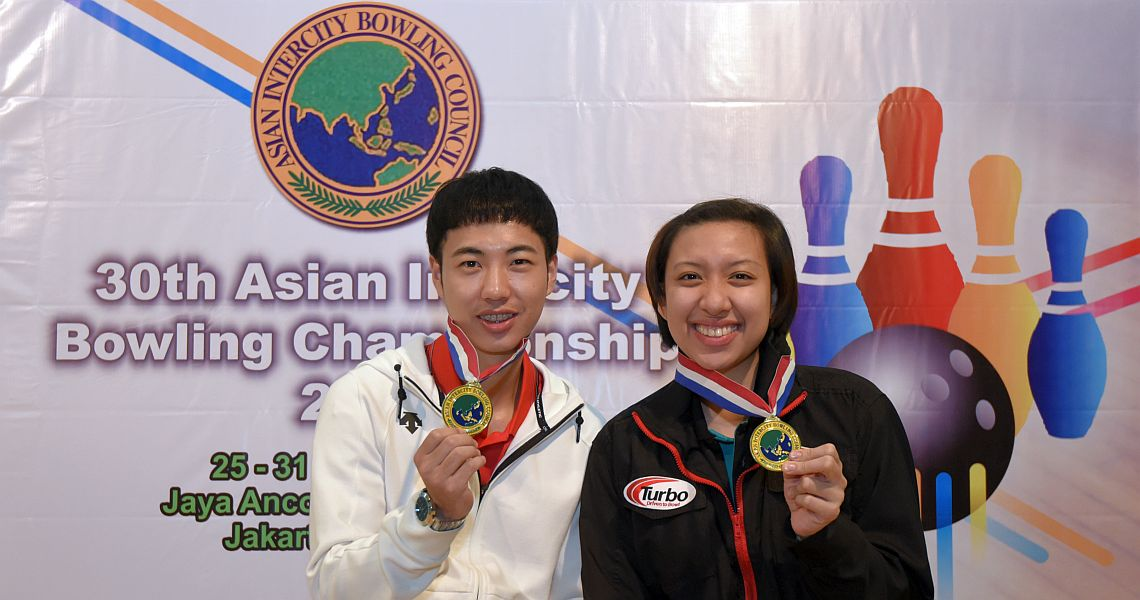 Posadas, Shin win Masters titles at 30th Asian Intercity Bowling Championship