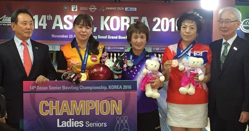 Japan emerges as overall champion as 14th Asian Senior Championships concludes