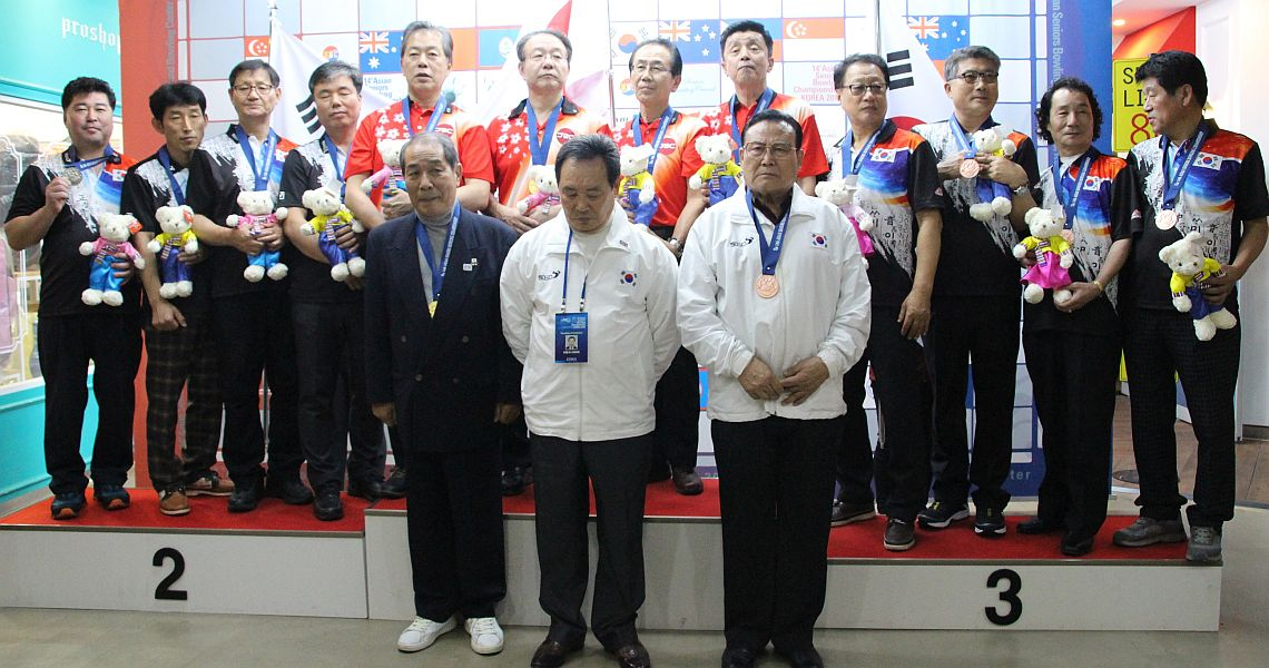 Japan sweeps Team gold medals at Asian Senior Championships