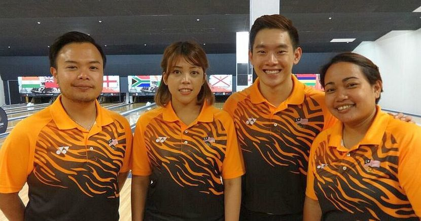 Malaysia wins hands down in CTBC Mixed Team event in South Africa