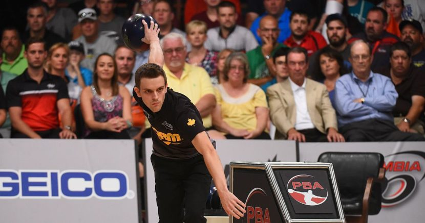 U.S. Open champ Francois Lavoie re-writes PBA record book