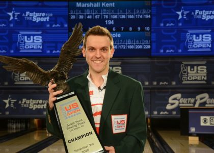 Francois Lavoie perfect as November Bowler of the Month
