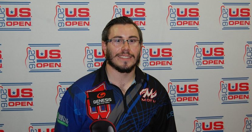 Canadian Zach Wilkins leads after first round at 2016 U.S. Open