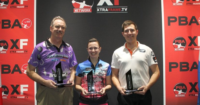 O'Grady, Williams, Parkin win PBA Challenge events