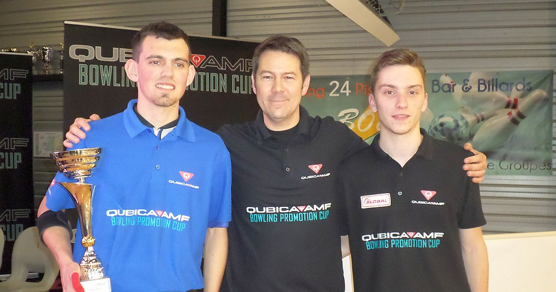 Bartaire, Bailey hoist Masters trophies at 7th QubicaAMF BPC Tour