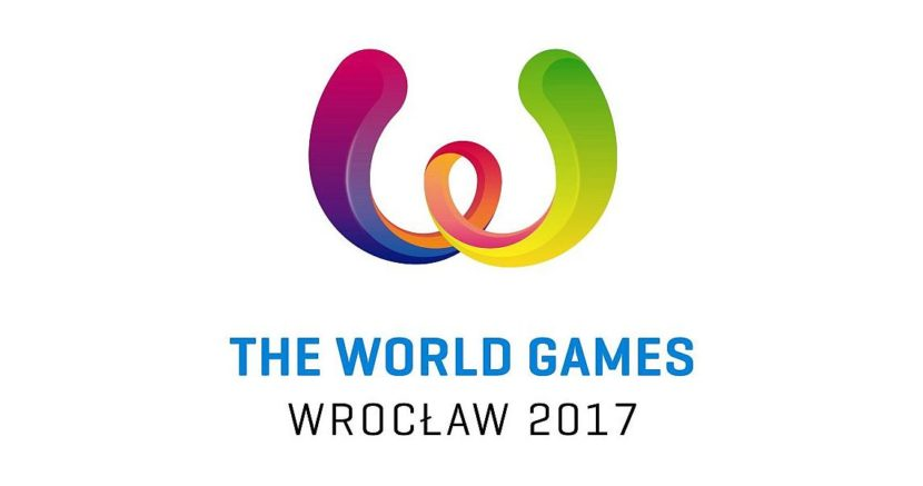 Field set for bowling competition at X World Games 2017