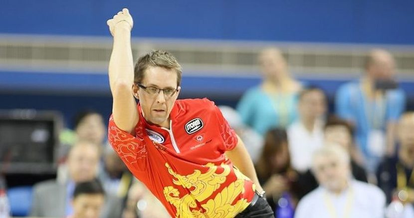 Martin Larsen, Danielle McEwan win World Bowling Tour 2016 rankings