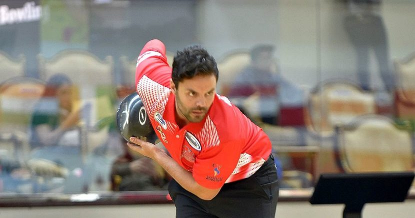 Two-handers Palermaa, Belmonte lead 43 bowlers into Qatar Open finals