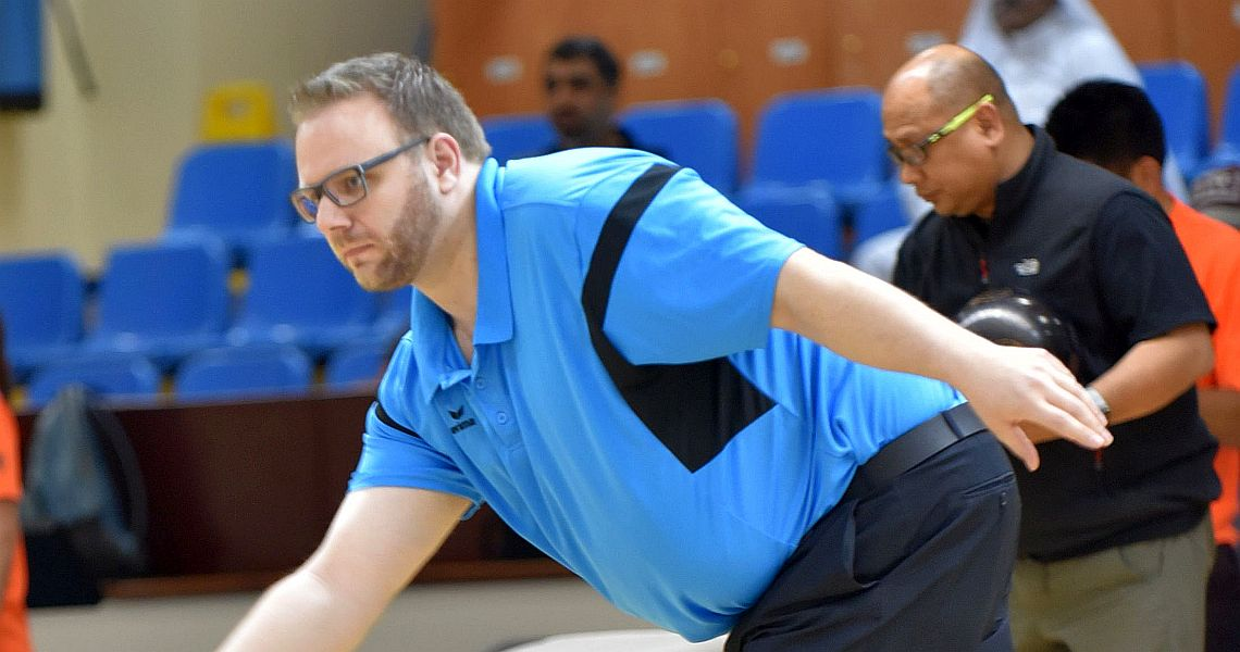 Germany's Oliver Morig leads in Qatar Open after Day 1 Qualifying