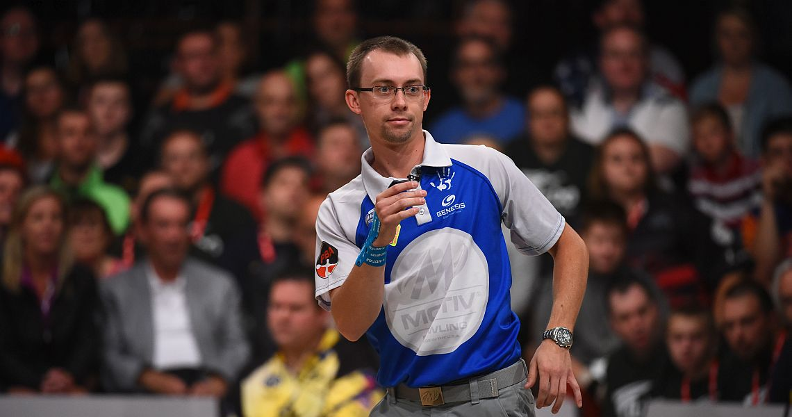 EJ Tackett rebounds to advance to PBA Chameleon Championship Round of 8