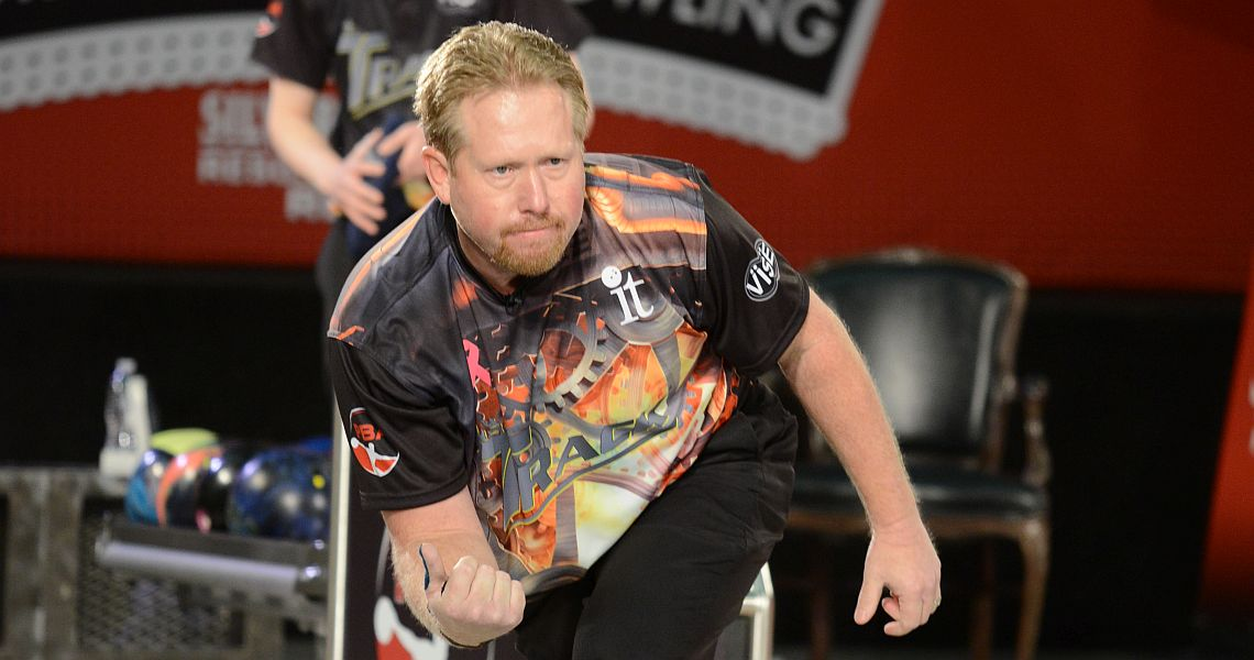 Late-bloomer Mitch Beasley leads PBA Tournament of Champions