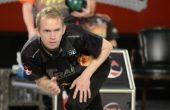 Denmark's Thomas Larsen takes second-round lead in PBA Oklahoma Open