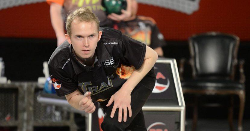 Thomas Larsen wins qualifying at Odense International