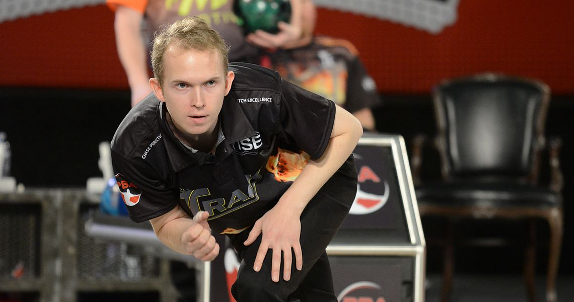 Thomas Larsen wins qualifying at Odense International