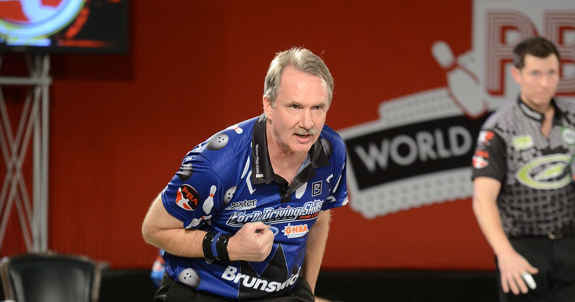Breaking: Walter Ray Williams Jr. wins PBA record 100th career title