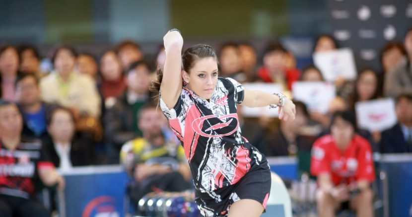 Danielle McEwan continues to lead World Bowling Tour Women's Ranking