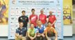 Eight men survive Group Phase 1 at World Singles Championships