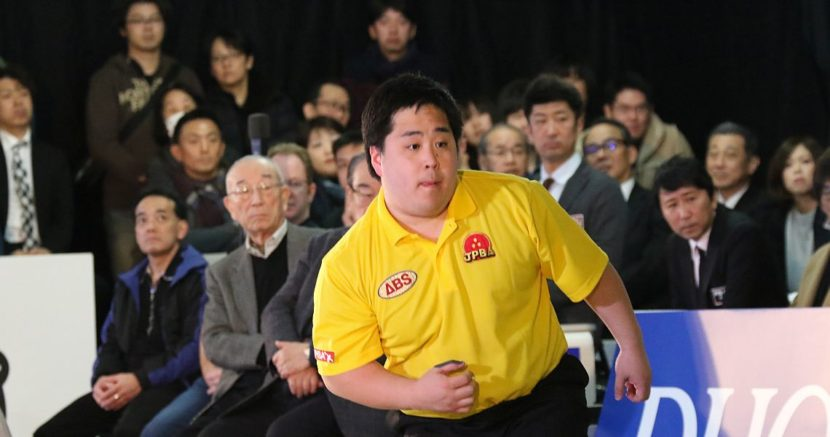 Japan's Shota Kawazoe earns top berth for DHC PBA Japan Invitational finals