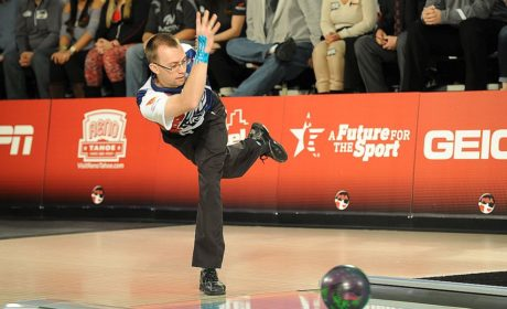 EJ Tackett leads top five into PBA Tournament of Champions finals