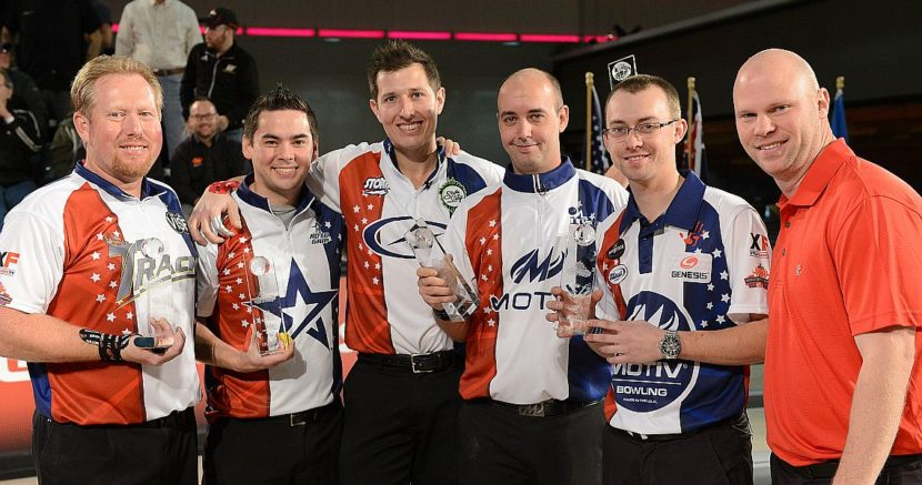 "USA beats ""The World"" in GEICO PBA WSOB VIII Team Challenge"