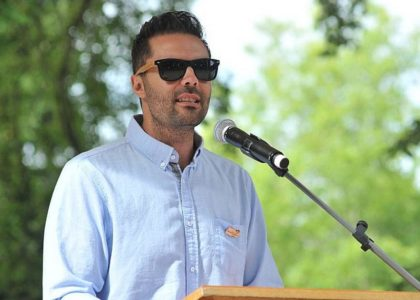 Jason Belmonte honoured with another Ambassadorial Award