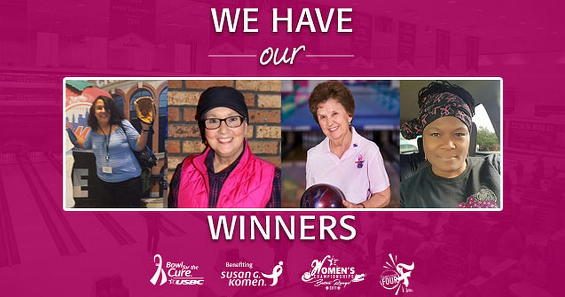 Winners selected in Bowl for the Cure Fabulous Four essay contest