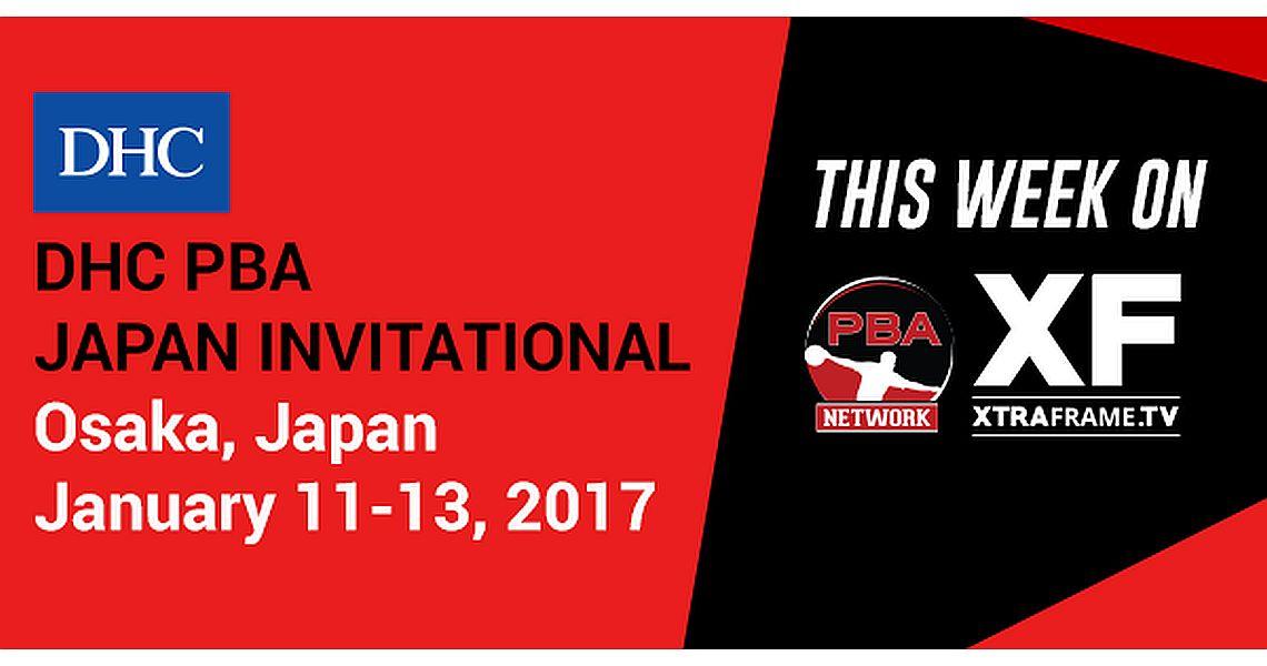 Live coverage of DHC PBA Japan Invitational set for Jan. 11-13
