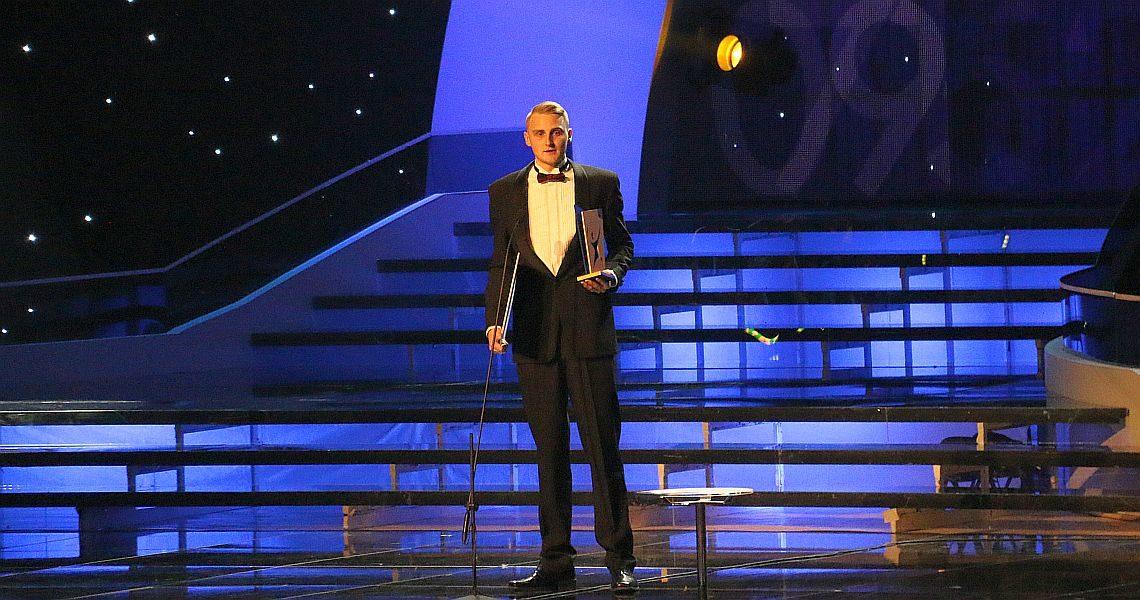 Jesper Svensson elected Swedish Rookie Sportsman of the Year