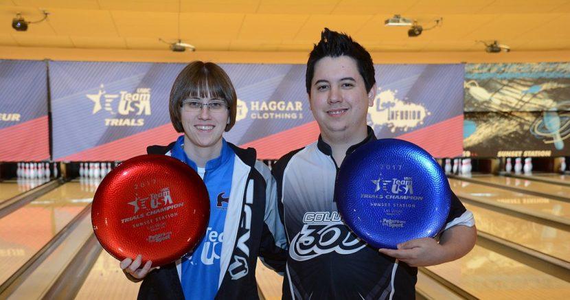 Erin McCarthy, Jakob Butturff win 2017 Team USA Trials