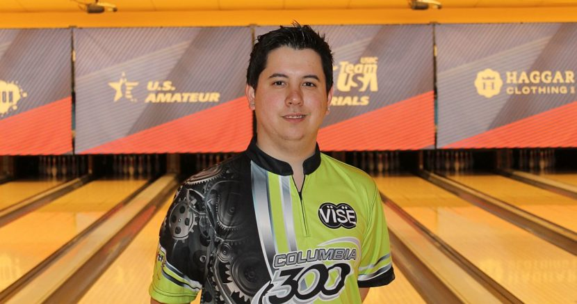Butturff, Russo and McEwan lead at 2017 USBC Team USA Trials