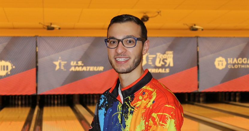 Parkin, Russo lead after three rounds at 2017 USBC Team USA Trials
